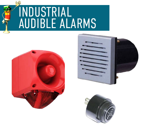 Industrial Audible Alarms